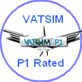 vatsimp1 - VATSIM P1 Rated