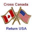 Cross Canada - Return USA - Completion of Tour